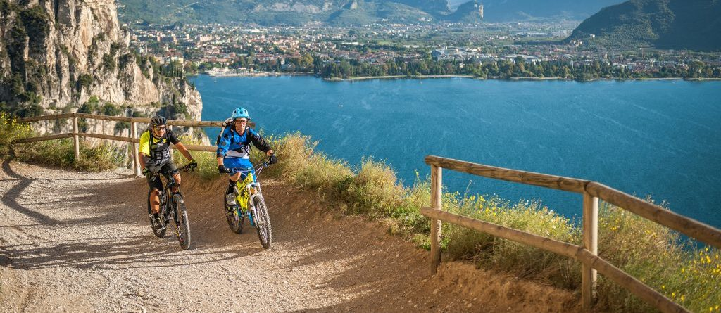 The most spectacular bike path in Europe will be in Italy